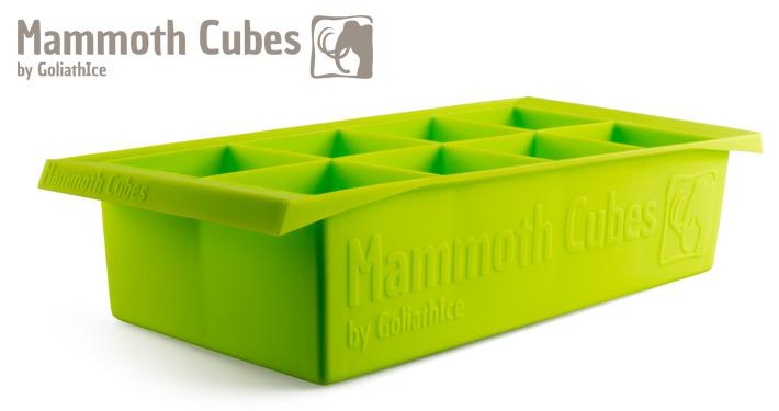 Mammoth Cubes Tray